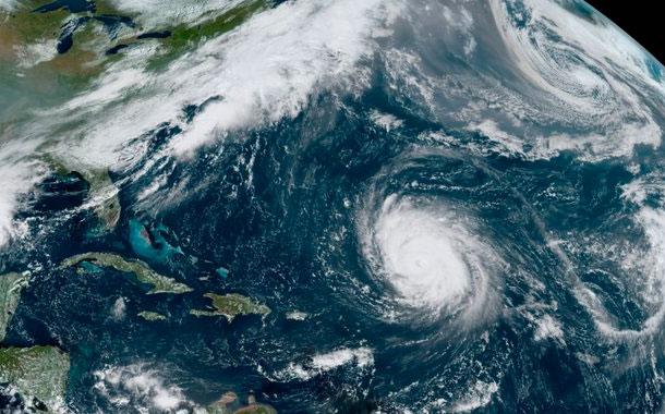 Nombres de tormentas del Atlántico llegan al alfabeto griego