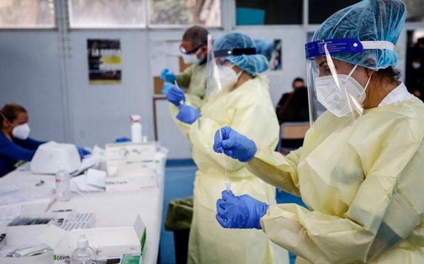 OMS planea pruebas rápidas de COVID-19 para países pobres