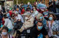 Madrid amplía restricciones de circulación por pandemia