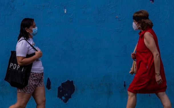 "ONU: Pandemia sigue ""fuera de control"""
