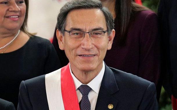 Congreso inicia proceso de destitución de presidente peruano