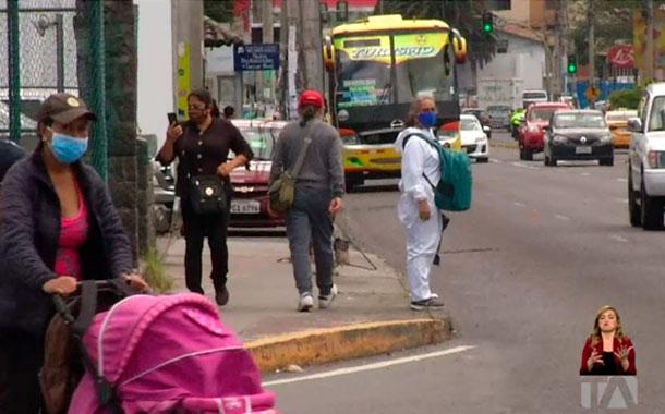Nuevas medidas en los cantones de Pichincha para reactivar la economía