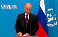 Putin saca pecho por la vacuna rusa y se la ofrece gratis a la ONU