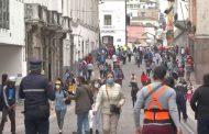 Las aglomeraciones en Quito se incrementaron en 19 %