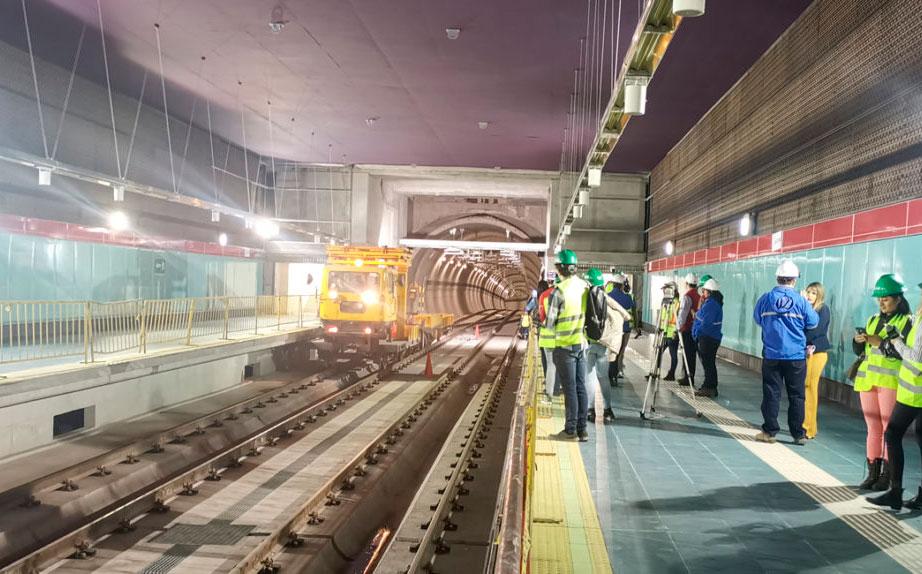 Concejales cuestionaron valores imprevistos en construcción del metro