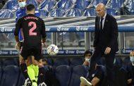 La falta de gol inquieta en el Real Madrid de Zinedine Zidane