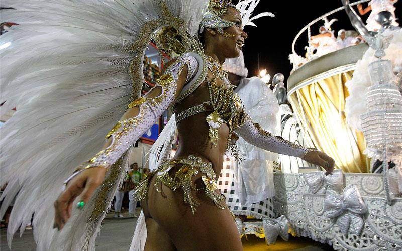 El Carnaval de Río de Janiero  2021 se suspende a causa de la pandemia