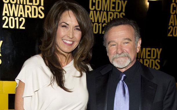 El desgarrador relato de la viuda de Robin Williams sobre los últimos días de vida del actor