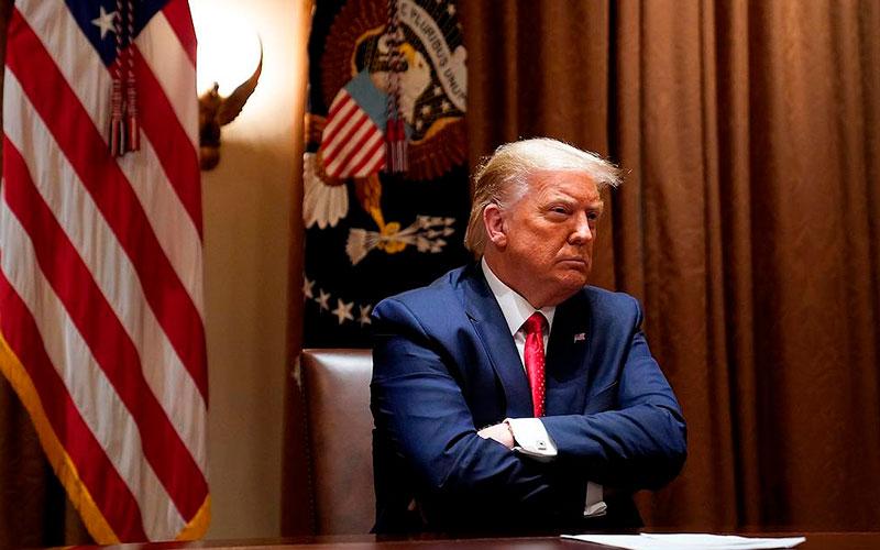 Trump enfrenta una denuncia por agresión sexual en los 90's