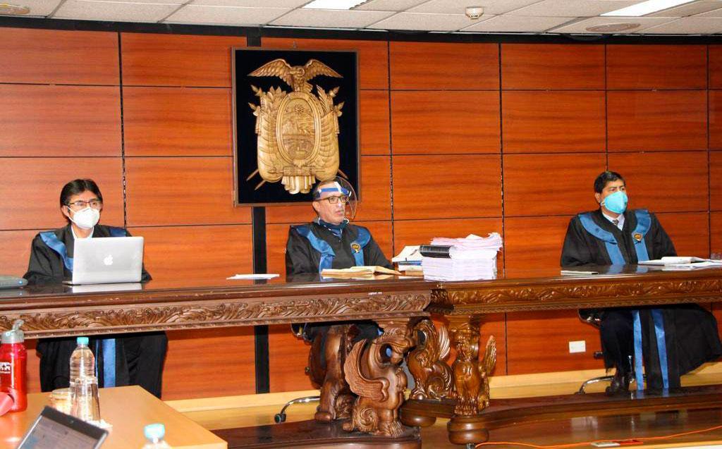 El lunes 7 de septiembre se dará a conocer la resolución  en el caso  Sobornos