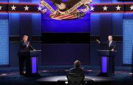 El caos y los ataques personales marcan el primer debate entre Trump y Biden