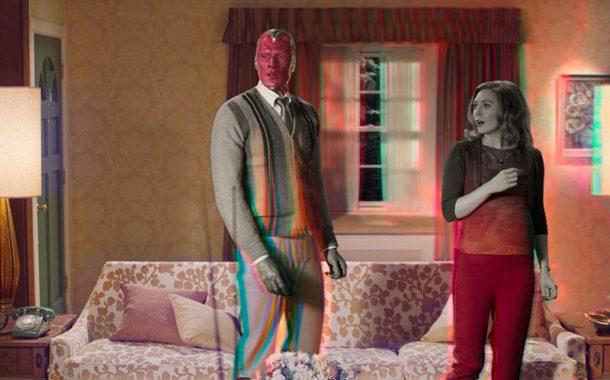 Disney presenta el primer vistazo a la serie 'WandaVision'