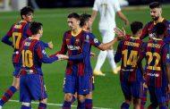 Messi lideró en la goleada del Barcelona ante el Ferencváros