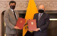 Cancillería y Registro Civil firmaron un convenio interinstitucional