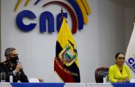 El CNE y el IGM firmaron el contrato para la impresión de papeletas