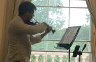 Músicos ofrecen conciertos a enfermos con Covid-19