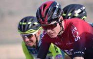 Chris Froome enfrenta su última Vuelta a España con los colores de Ineos