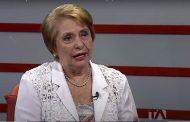 Jenny Estrada describe la emoción por las fiestas de Guayaquil