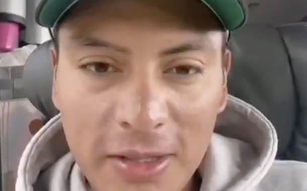 Jonathan Caicedo invita a soñar con un mejor ciclismo en el Ecuador