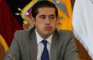 Richard Martínez renunció al Ministerio de Economía