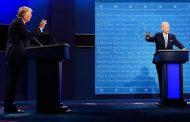 El segundo debate entre Trump y Biden será virtual, según los organizadores