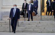 Trump sale del hospital y pide no temer al coronavirus