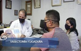Vasectomía y  ligadura