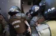 Amnistía Internacional culpa de abusos a policías de Chile