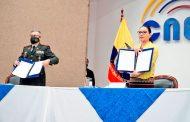 Instituto Militar imprimirá las papeletas para comicios de 2021 en Ecuador
