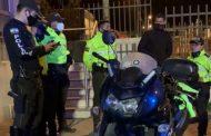 Disparos durante persecución tras asalto a mano armada en Cuenca