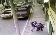 Una mujer resultó herida en un frustrado asalto en Cuenca