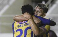 Delfín goleó a Defensa y Justicia y revive sus ilusiones en Libertadores