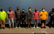 Policía captura a peligrosa banda de extorsionadores