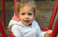 Ministerio de Gobierno activa búsqueda de Tessy Verrier, de 3 años