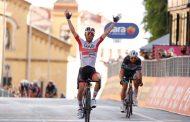 Diego Ulissi se adjudica la segunda etapa del Giro de Italia