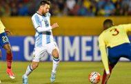 Así alinearían Ecuador y Argentina esta noche en La Bombonera
