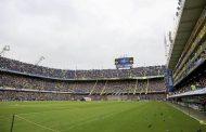 Cinco estadios albergan el inicio de eliminatorias sin público