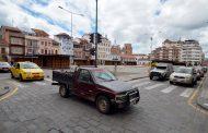 182 cantones tendrán libre circulación vehicular durante el feriado