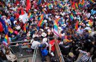 El sector indígena evidencia fisuras a las puertas del proceso electoral