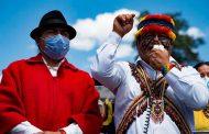 Indígenas denuncian por crimen de lesa humanidad a Lenín Moreno