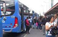 Quito tendrá 110 kilómetros de carril exclusivo para transporte público