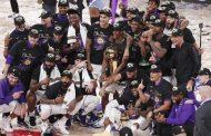 Los Angeles Lakers lucieron brillantes y se llevaron el título de la NBA
