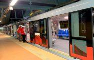 El metro llega con energía eléctrica hasta la Universidad Central