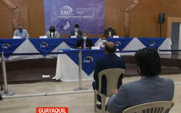 Calificación de las candidaturas a la Asamblea Nacional avanza despacio