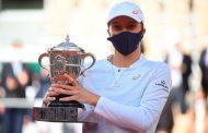 Iga Swiatek campeona del Roland Garros 2020