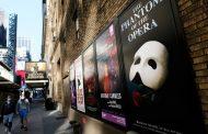 Cierre de Broadway por virus se extiende hasta el 30 de mayo