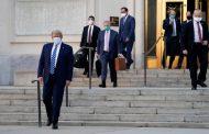 Trump sale del hospital tras un ingreso de tres días por la Covid-19